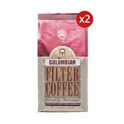 Mehmet Efendi - 2 Adet Mehmet Efendi Colombian Filter Coffee 250gr