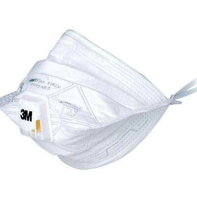 3M 9162E VFLEX FFP2 N95 Solunum Koruyucu Maske 15li Paket