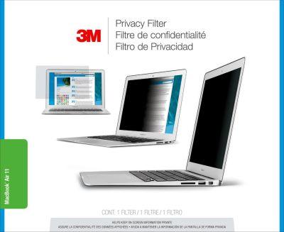 3M Apple Macbook Air 11 Gizlilik Ekran Filtresi