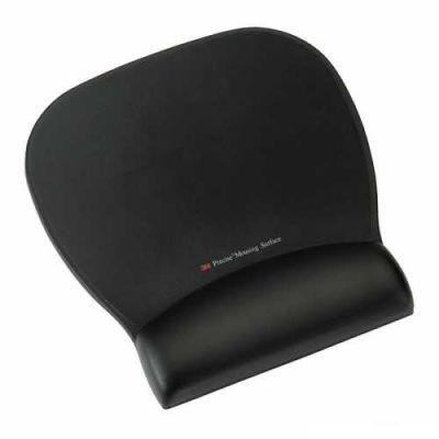 3M Jel Bilek Destekli Siyah Deri Mouse Ped MW311LE