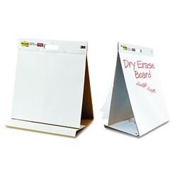 3M Post-it Masaüstü Toplantı Panosu ve Silinebilir Beyaz Tahta 51x58cm - Thumbnail