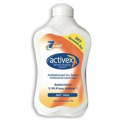 Activex - Activex Antibakteriyel Sıvı Sabun Aktif 1.5lt