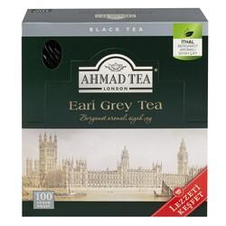 Ahmad Tea - Ahmad Tea Earl Grey Bardak Poşet Çay 100lü