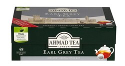 Ahmad Tea - Ahmad Tea Earl Grey Demlik Poşet Çay 48li