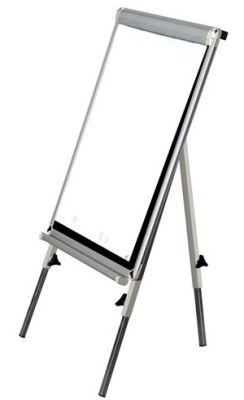 Akyazı Teleskopik Ayaklı Flipkartlı Yazı Tahtası 70x100 Beyaz