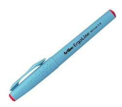 Artline - Artline Ergoline İmza Kalemi 0.6mm Kırmızı