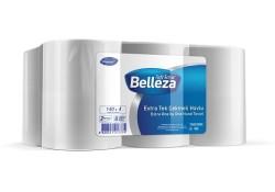 Belleza - Belleza Extra Tek Çekmeli Havlu 140m 6lı