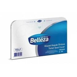 Belleza - Belleza Klozet Kapak Örtüsü 250li