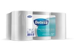 Bellaza - Belleza Plus İçten Çekmeli Havlu 250m 6lı