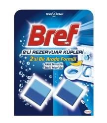 Bref - Bref Wc Temizleme Küpü Aktif Rezervuar Blok