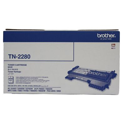 Brother TN-2280 Lazer Toner Siyah