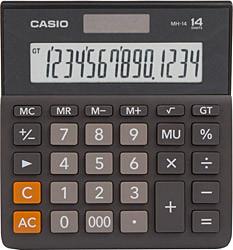 Casio - Casio Hesap Makinesi Mh-14 Masa Tipi 14 Hane