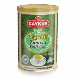 Çaykur - Çaykur Organik Zümrüt Yeşil Çay 125 gr