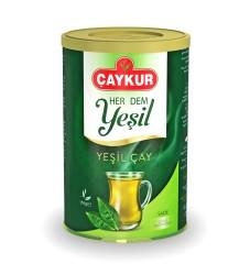 ÇAYKUR - Çaykur Yaprak Yeşil Çay Sade 150 gr