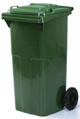 Ceyhanlar Çöp Konteyneri Yeşil 240lt