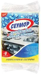 CEYHANLAR - Ceyhanlar Endüstriyel Bulaşık Süngeri 4lü