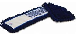 Ceyhanlar - Ceymop Orlon Nemli Mop Yedeği Zincirdikiş Mavi 80cm