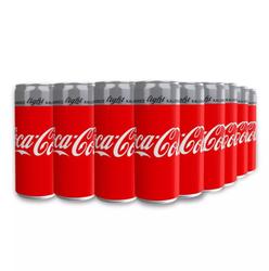 Coca Cola - Coca Cola Light 300 ml 24′lü