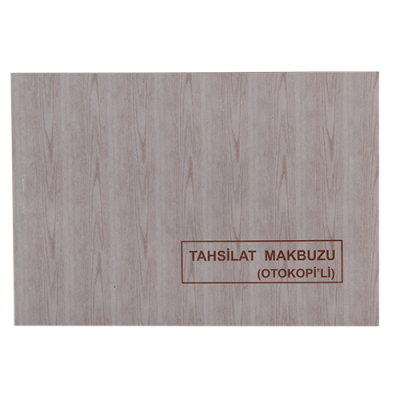 Dilman Tahsilat Makbuzu Otokopili