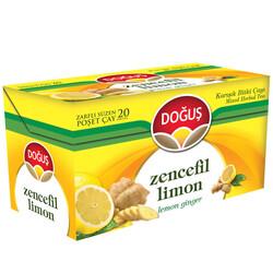 Doğuş - Doğuş Bitki Çayı Limon Zencefil 20li