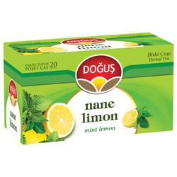 Doğuş - Doğuş Bitki Çayı Nane Limon 20li