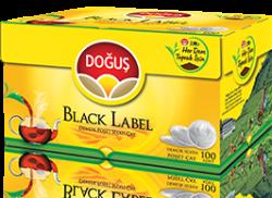 DOĞUŞ - Doğuş Black Label Demlik Poşet Çay 100lü
