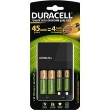 Duracell - Duracell CEF 14 Pil Şarj Aleti 2'şer Adet AA ve AAA Pil Hediyeli