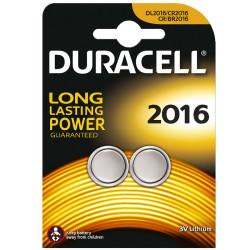 Duracell - Duracell Düğme Pil 2016 3 Volt 2li