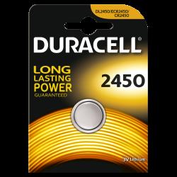 Duracell - Duracell Düğme Pil 2450 3 Volt