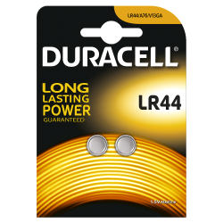 Duracell - Duracell LR44 Pil 1.5Volt