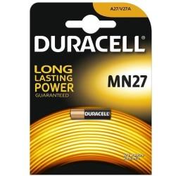 Duracell - Duracell Pil Mn27 12 Volt