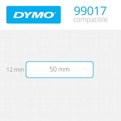 Dymo Askılı Dosya Etiketi 220 Etiket 50x12mm 99017