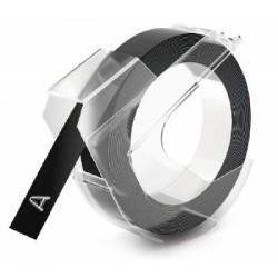 Dymo - Dymo Kabartma Şerit Siyah 9mm