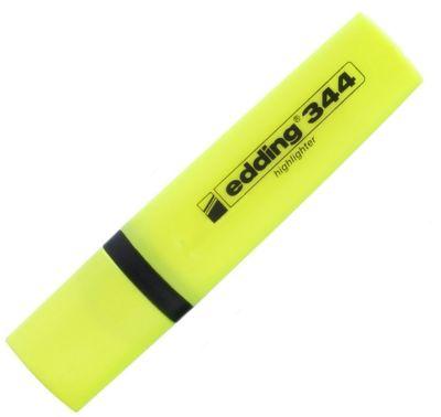 Edding Fosforlu Kalem Sarı
