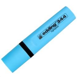 EDDİNG - Edding Fosforlu Kalem Mavi