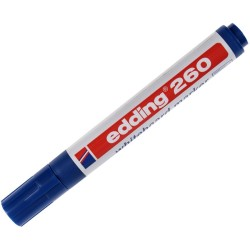 Edding - Edding Tahta Kalemi 260 Mavi