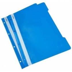 Esselte - Esselte Telli Dosya Mavi 50li