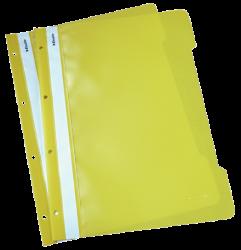 Esselte - Esselte Telli Dosya Sarı 50li