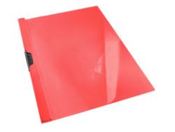 Esselte - Esselte Vivida Sırttan Sıkıştırmalı Dosya Kırmızı 5637