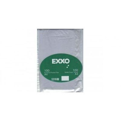 Exxo A4 Poşet Dosya 100lü