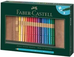 Faber Castell - Faber-Castell A.Dürer Rulo Kalem Seti 30 Renk