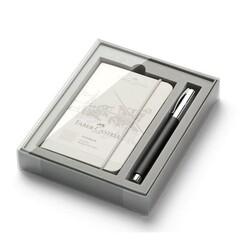 Faber Castell - Faber-Castell Ambition Hediye Seti Krem