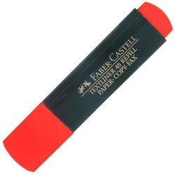 Faber Castell - Faber-Castell Fosforlu Kalem Kırmızı 1548