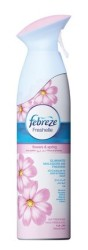 FEBREZE - Febreze Hava Ferahlatıcı Sprey Oda Kokusu Bahar Çiçekleri 300 ml