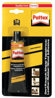 Henkel Pattex Deri-Kauçuk Ahşap Yapıştırıcı 50ml