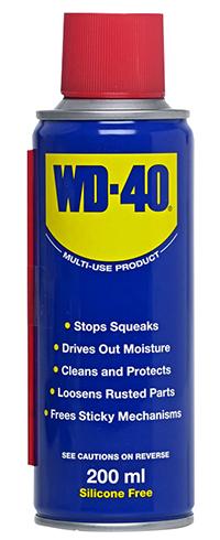 Henkel WD40 Çok Amaçlı Pas Sökücü 200ml