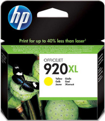 HP - Hp 920XL Kartuş Sarı CD974AE