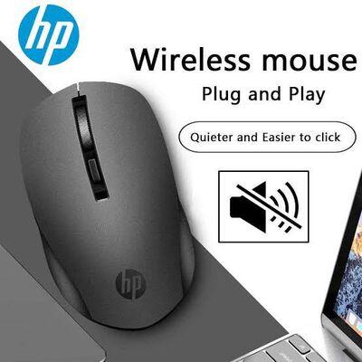 Hp S1000 Kablosuz Wireless Sessiz Mouse Siyah