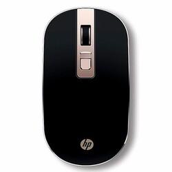 Hp - Hp S4000 Kablosuz Sessiz Mouse Gold-Siyah