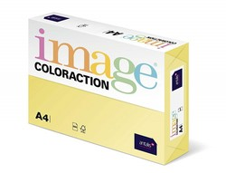 İmage - İmage Coloraction A4 Fotokopi Kağıdı Açık Sarı 500lü